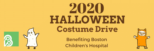 14th Annual Halloween Costume Drive - Update for 2020