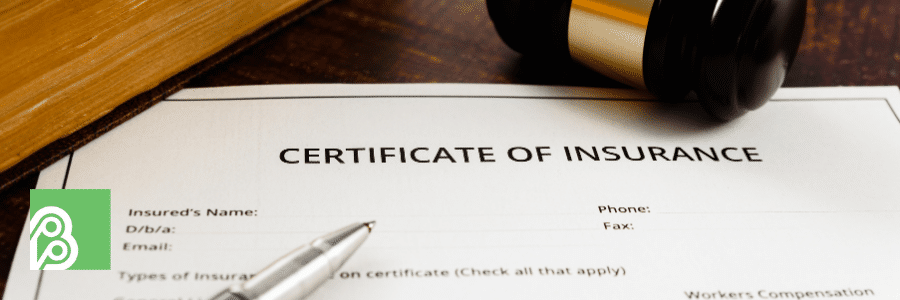 What is a Certificate of Insurance and Why Do I Need it?